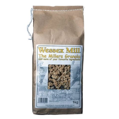 The Millers Granola Wessex Mill 1kg